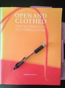 OpenClothedbook